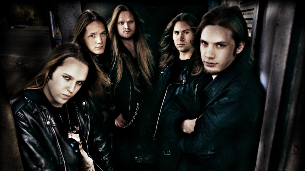 Группа «Children Of Bodom»